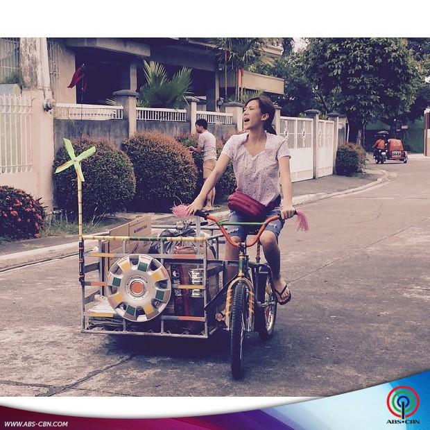 PHOTOS: Pasilip sa first taping day ng Inday Bote