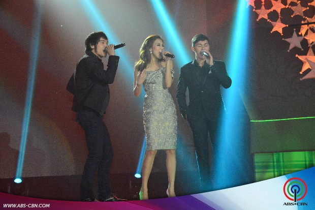 "PHOTOS: ""Inday Bote"" cast at ""Kapamilya Thank You"" Trade Event"